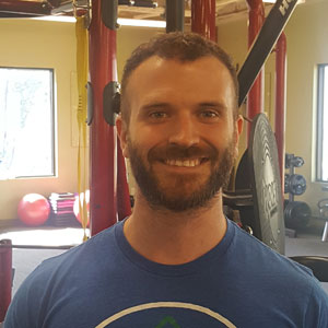 Photo of Patrick, a trainer at West Seattle Health Club