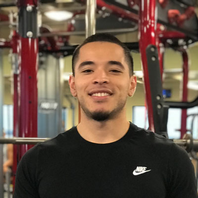 Photo of Adrian, a trainer at West Seattle Health Club